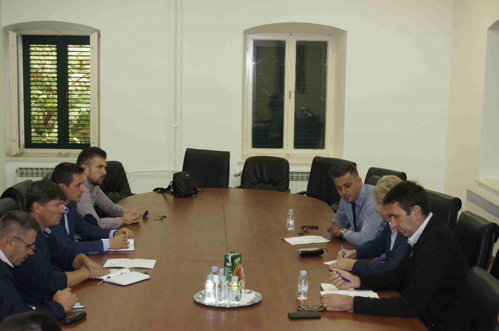 Sastanak koordinacije načelnika Imotske krajine i gradonačelnika Ivana Budalića