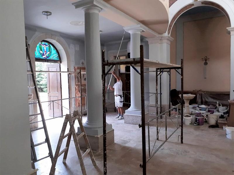 Temeljita obnova Crkve sv. Mihovila u Prološcu