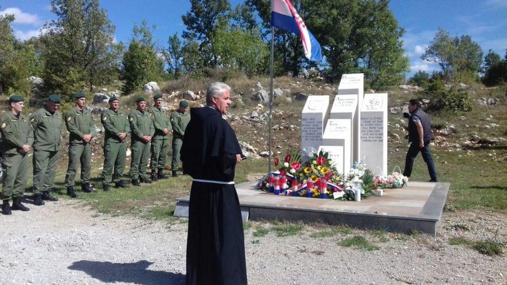 26. obljetnica junačke pogibije Imoćana u Maljkovu