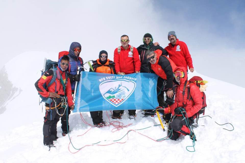 Članovi ekspedicije Vlaji na Himalaji došli su do vrha Mera Peak