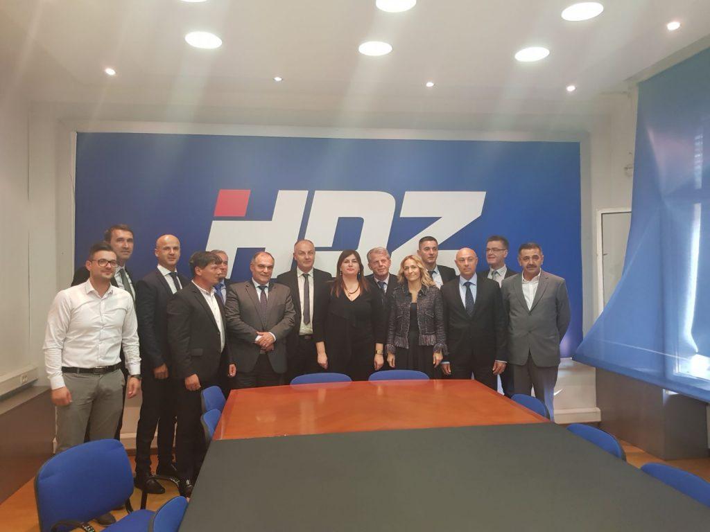 I dalje traju pozitivni odjeci sa sastanka čelnika jedinica lokalne samouprave Imotske krajine u Zagrebu