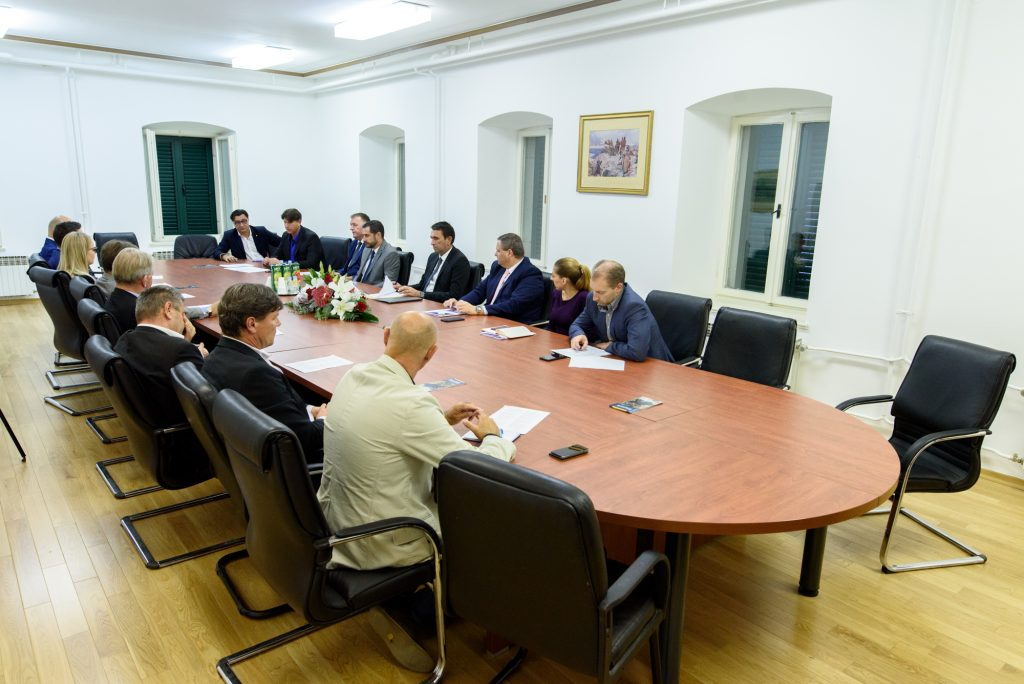 Sastanak na temu poboljšanja turističke infrastrukture