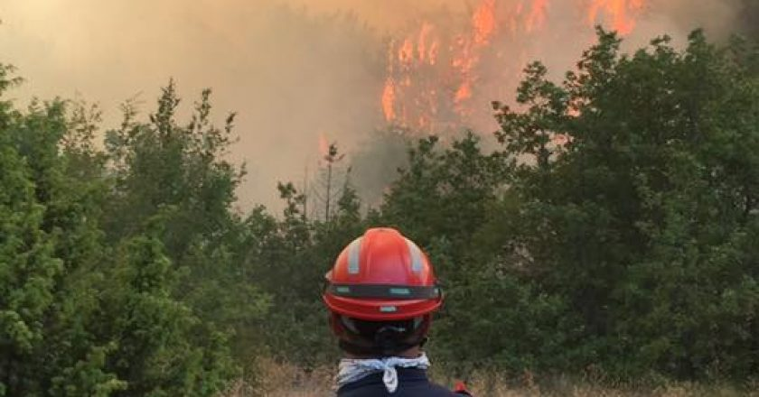 Jučer ugašena dva velika požara na području Imotskog