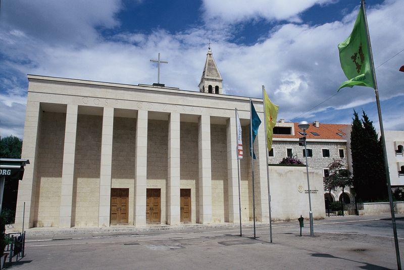 Susret studenata s područja Imotske krajine u samostanu Gospe od zdravlja u Splitu