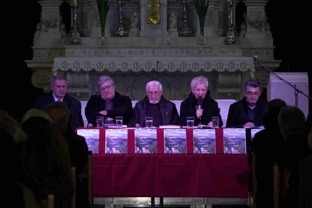 U Crkvi Svetoga Franje predstavljena knjiga fra Joze Grbavca