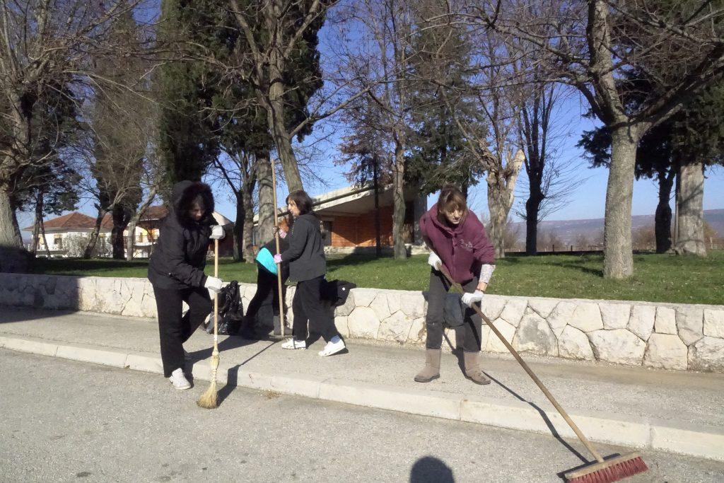 Javni radovi u Runovićima