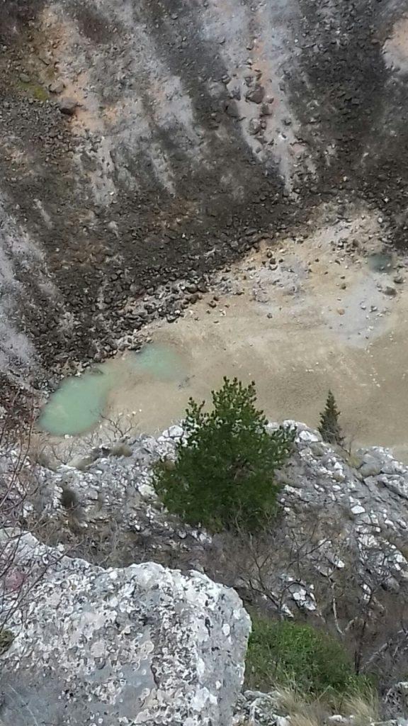 Proradili su izvori u imotskom Modrom jezeru