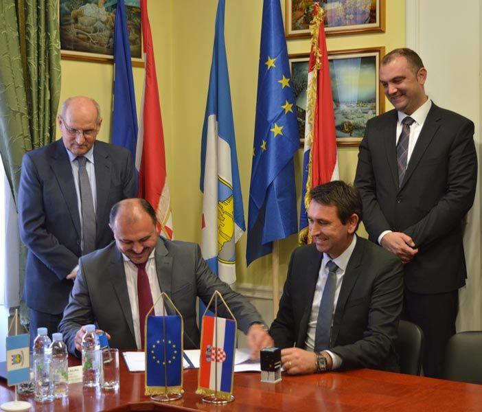 Potpisani ugovori o isporuci voda između gradova i općina Hrvatske i BiH