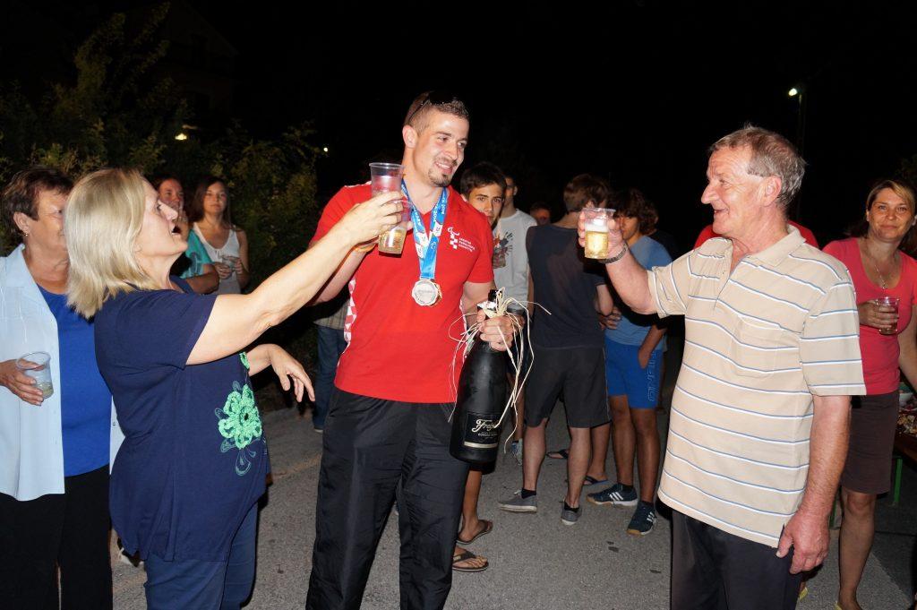 Ivan Katanušić osvojio 2 zlatna odličja na Svjetskim igrama za osobe s invaliditetom
