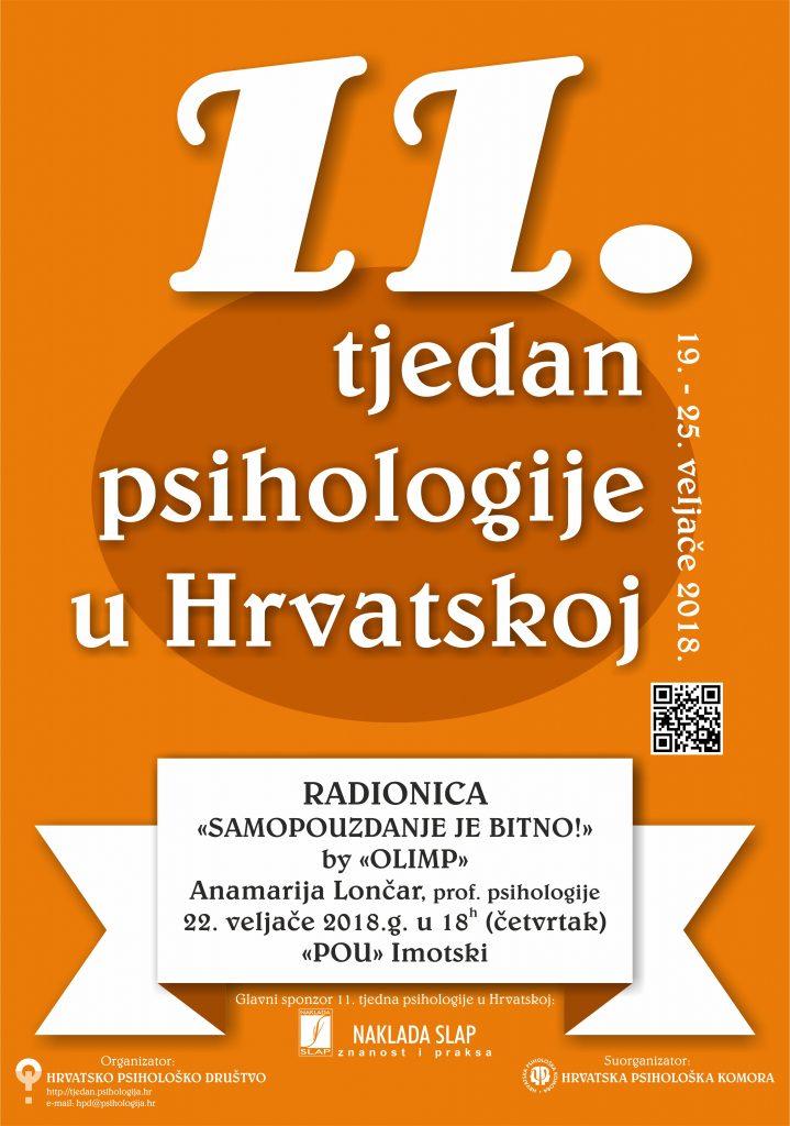 Tjedan psihologije u Imotskom