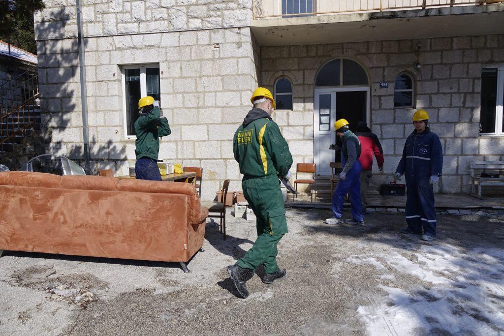 POVIJESNI DAN ZA IMOTSKU KRAJINU: Započeli radovi na dnevnoj bolnici u Zagvozdu