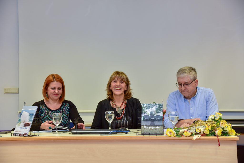 Predstavljene dvije nove knjige imotske književnice Mercedes Marinković