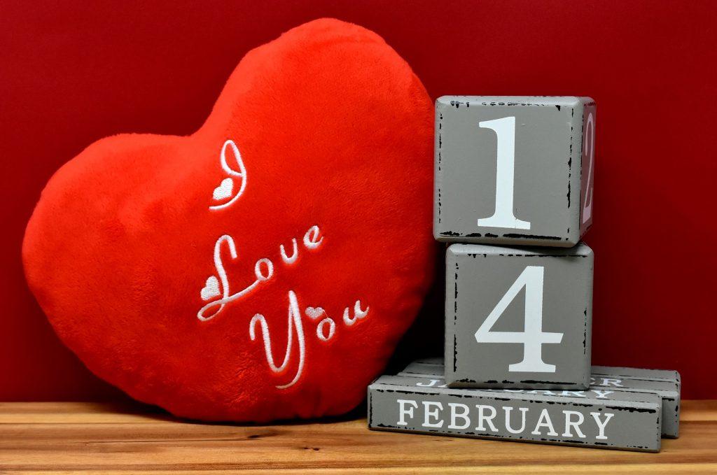 Danas je Valentinovo