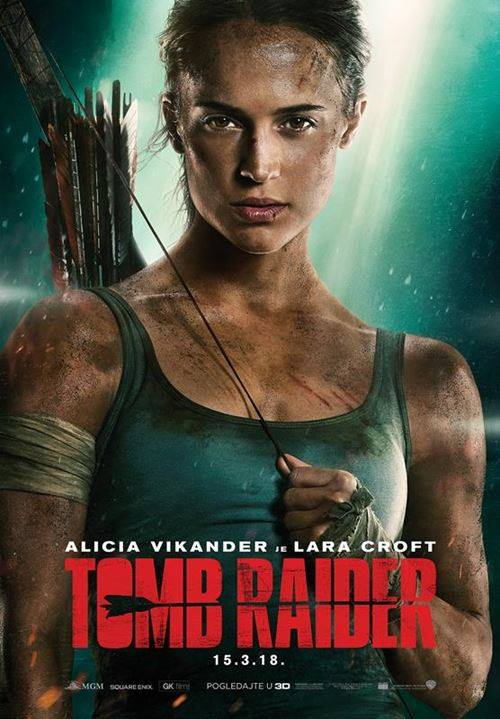 Tomb Raider & Pedeset nijansi slobodniji – Kino Mediteran Imotski