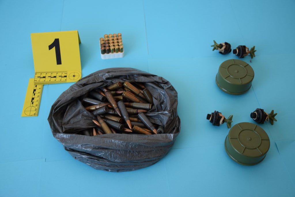 IMOTSKI: Kod 60-godišnjaka pronađeno streljivo