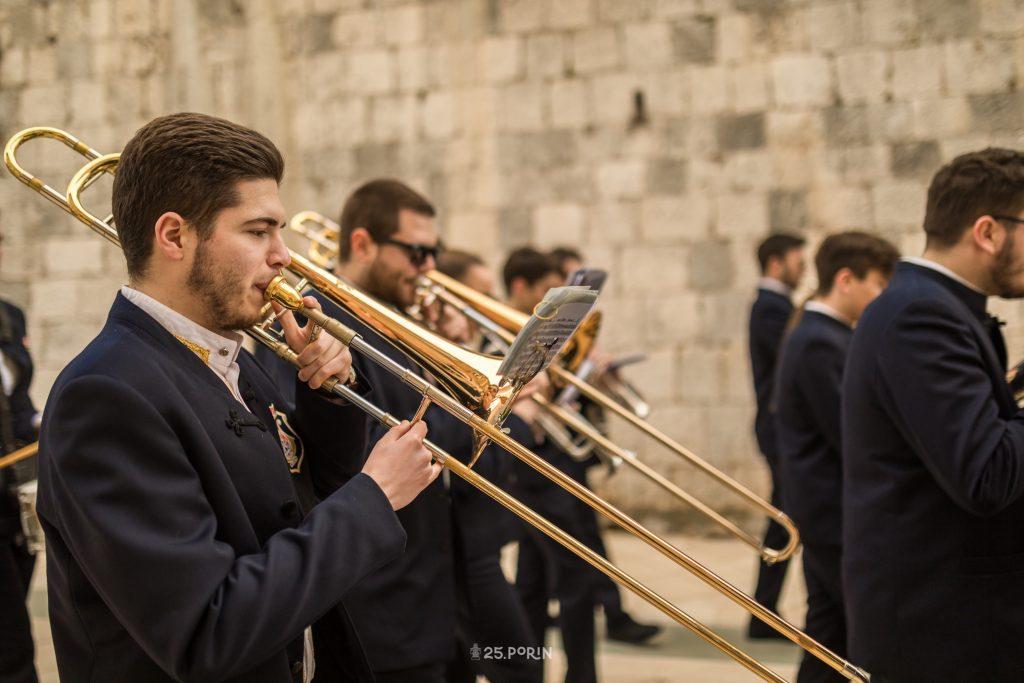 HPO gradska glazba Imotski u nedjelju nastupa na Susretu puhačkih orkestara SDŽ