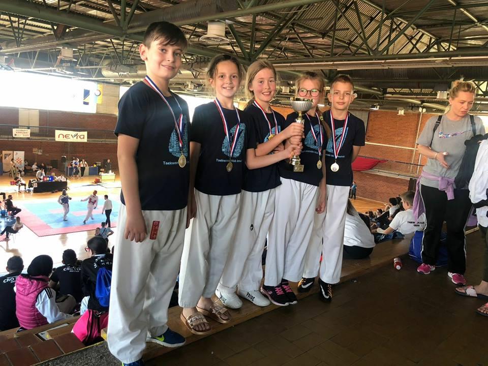 7 zlatnih medalja za Imotski Taekwondo na 2 natjecanja