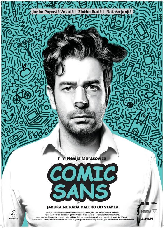 Comic Sans – Kino Mediteran Imotski