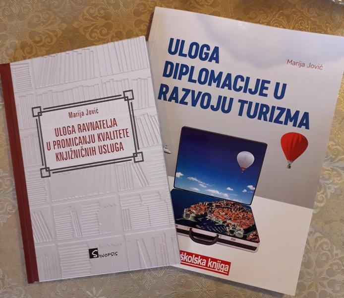 Nova knjiga Marije Jović