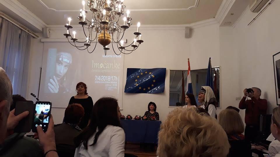 """AUDIO: Maja Punoš Rebić o tribini """"Imoćanke – čuvarice ognjišta i baštine"""""""