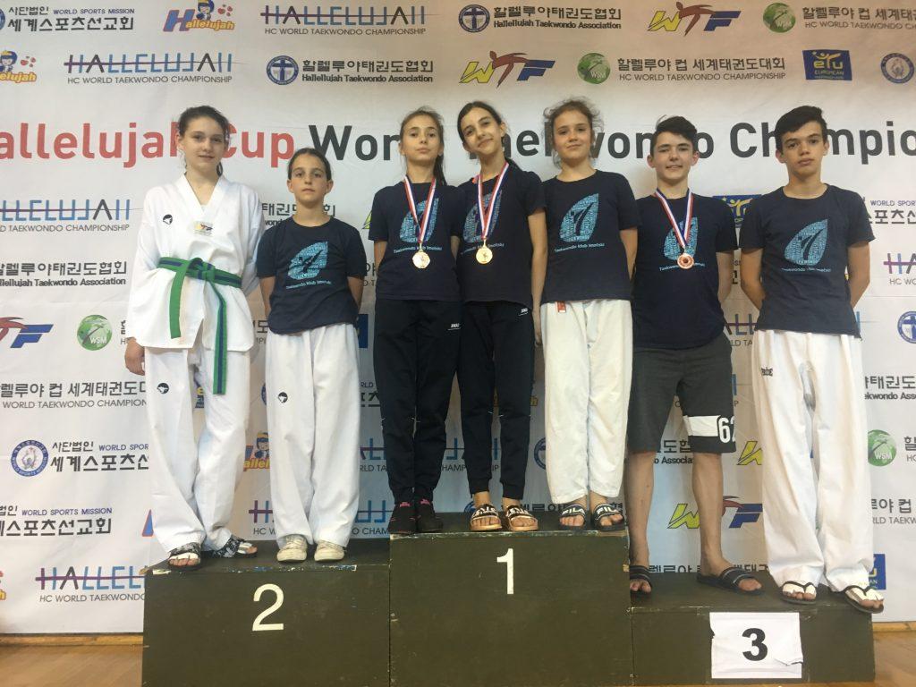 6 medalja iz Karlovca za Taekwondo Imotski