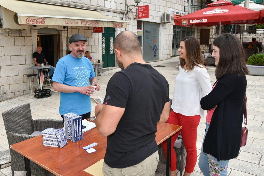 Mediteranski festival knjige gostovao u Imotskom