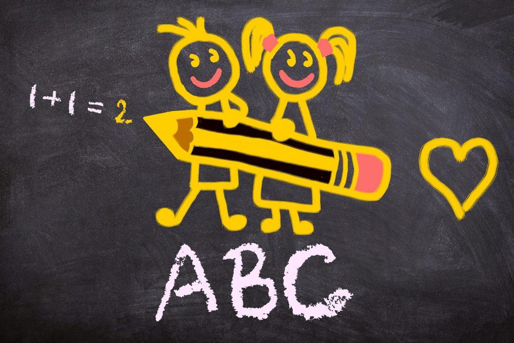 VOLONTIRAM – ČINIM SVIJET BOLJIM: Besplatne instrukcije za učenike osnovnih škola
