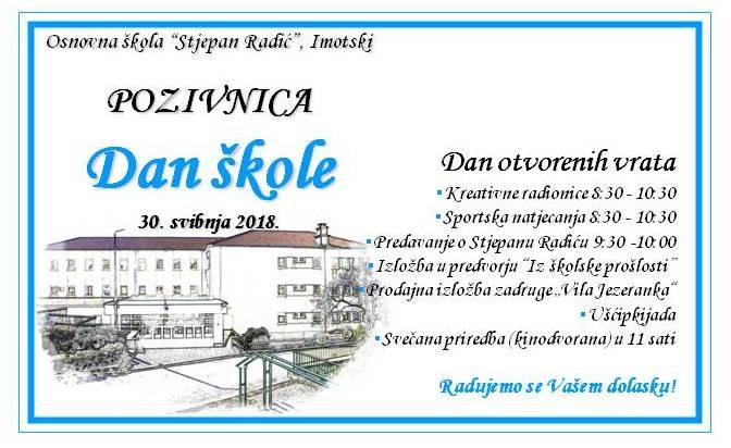 Dan OŠ Stjepan Radić