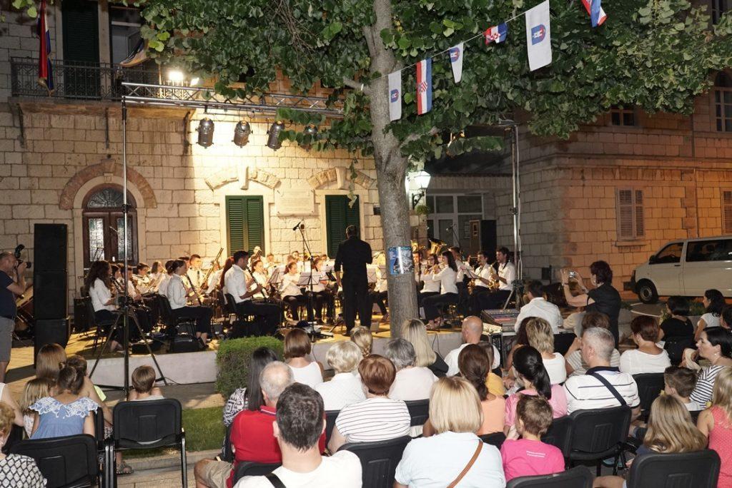 Večeras koncert Gradske glazbe Imotski