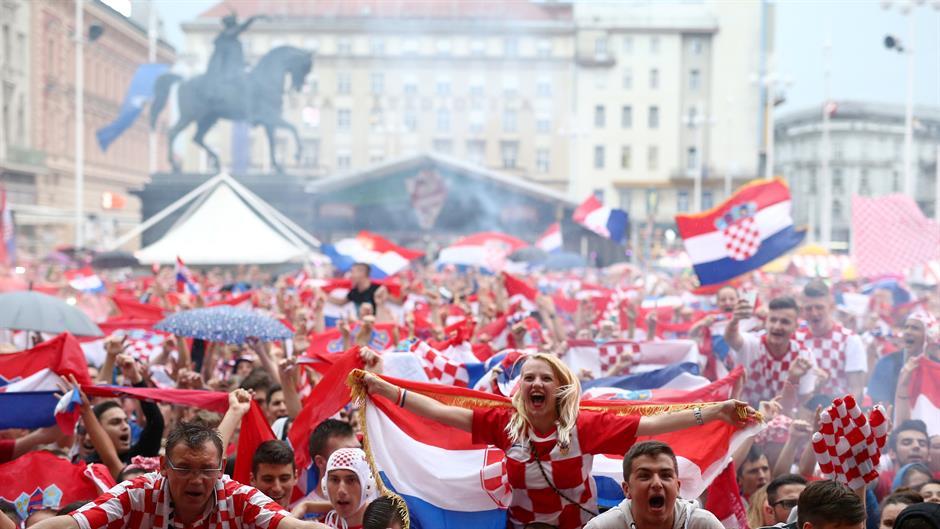 Neopisivo – i Imoćani dočekali Vatrene u Zagrebu