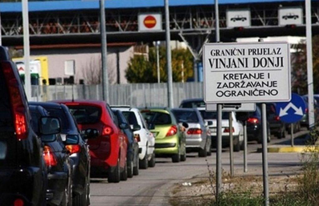 GP VINJANI DONJI: Albancima odbijen ulazak u Republiku Hrvatsku, jedan od njih pokušao podmititi policijsku službenicu