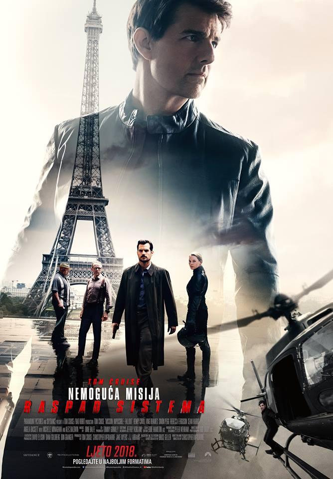 Nemoguća misija 6 – Kino Mediteran Imotski