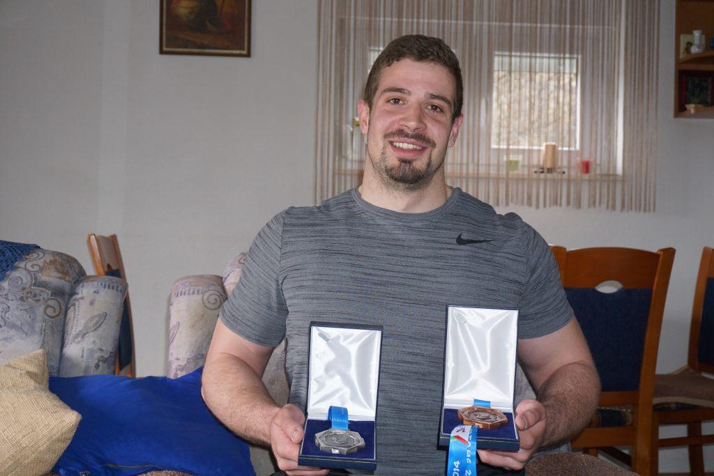 Ivan Katanušić osvojio drugo mjesto na Europskom atletskom prvenstvu u Berlinu