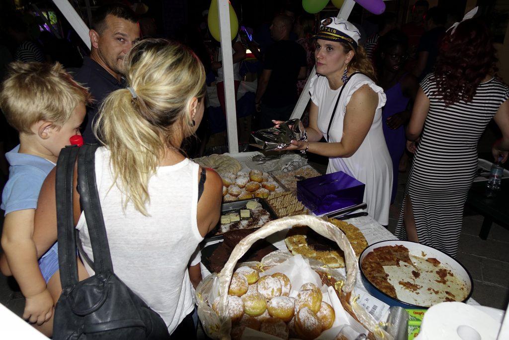 FOTO: Pogledajte kako je bilo na sinoćnjem Bakovu litnjem maskenbalu