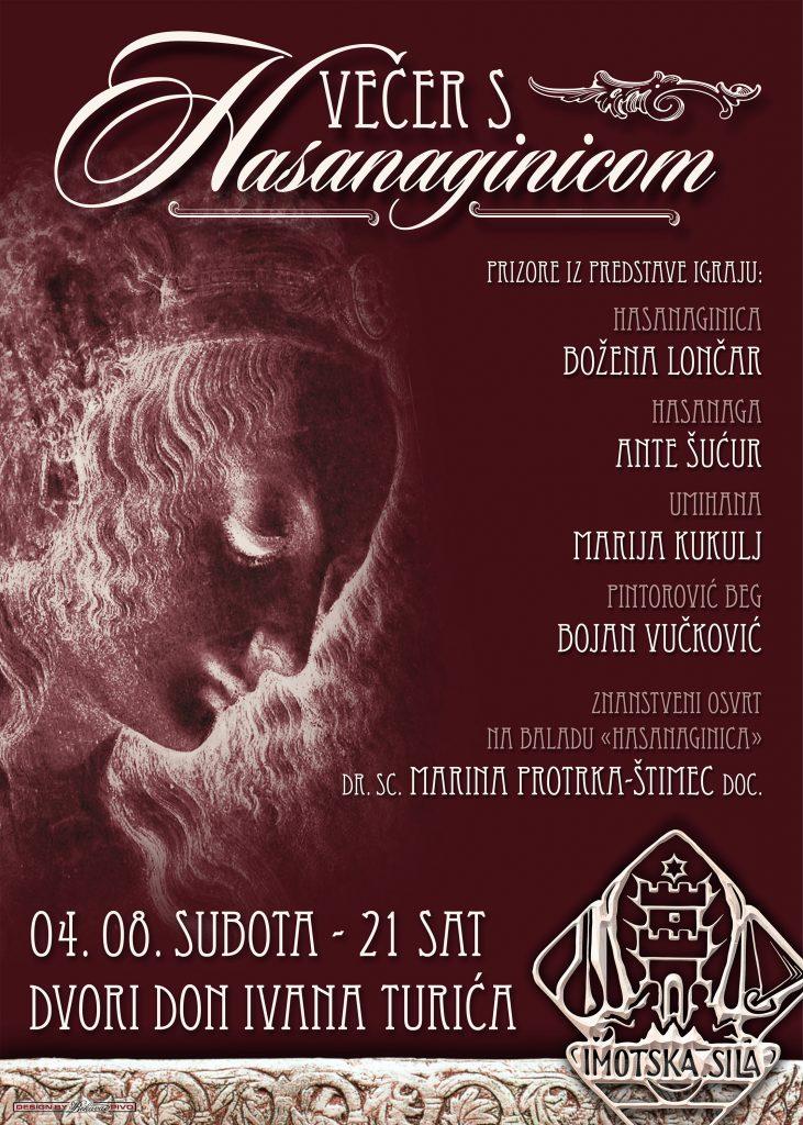 Večer s Hasanaginicom – Imotska Sila 2018
