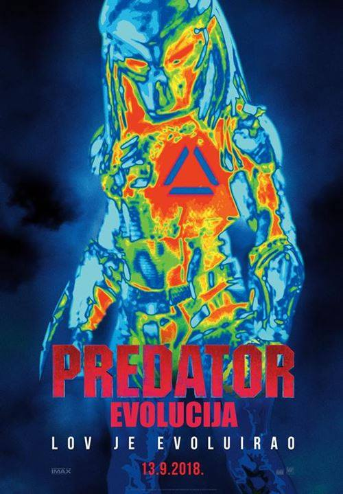 """Predator: Evolucija"" i ""Moj pas Patrick"" – Kino Mediteran Imotski"