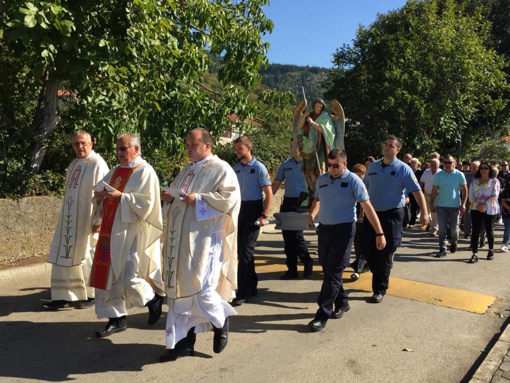 Svečano obilježen blagdan sv. Mihovila u Prološcu