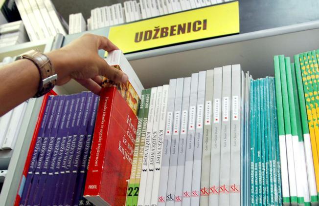 Sufinanciranje udžbenika učenicima srednjih škola koji su korisnici zajamčene minimalne naknade