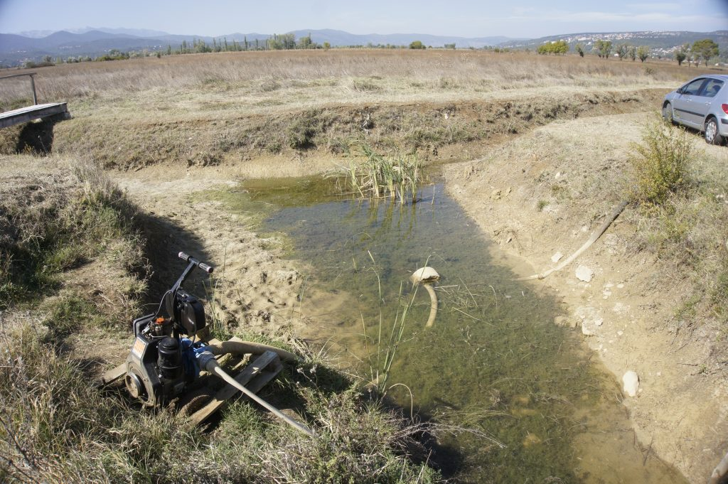 Nezadovoljni poljoprivrednici iz Vinjana Donjih