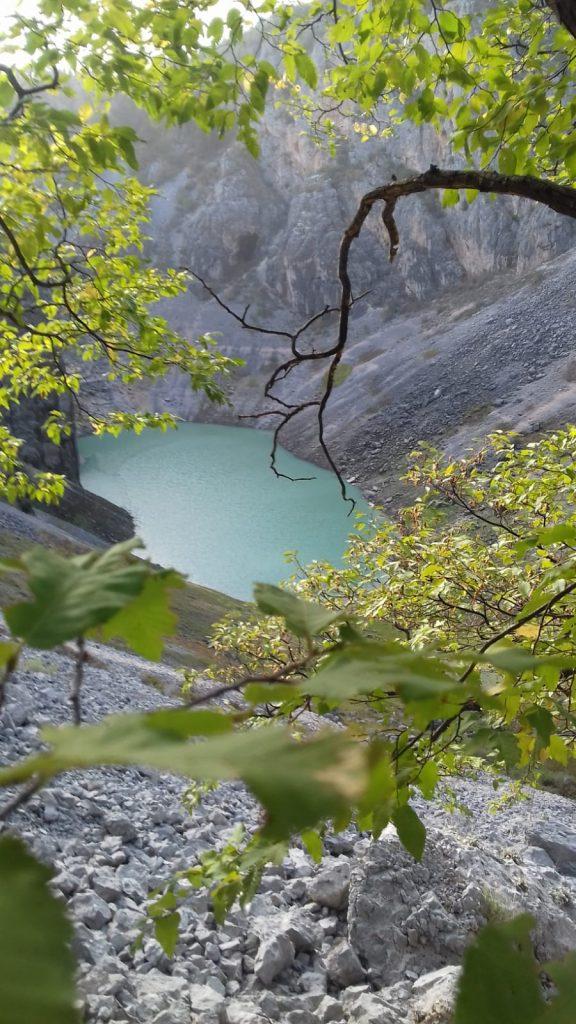 Proradili izvori u Modrom jezeru!