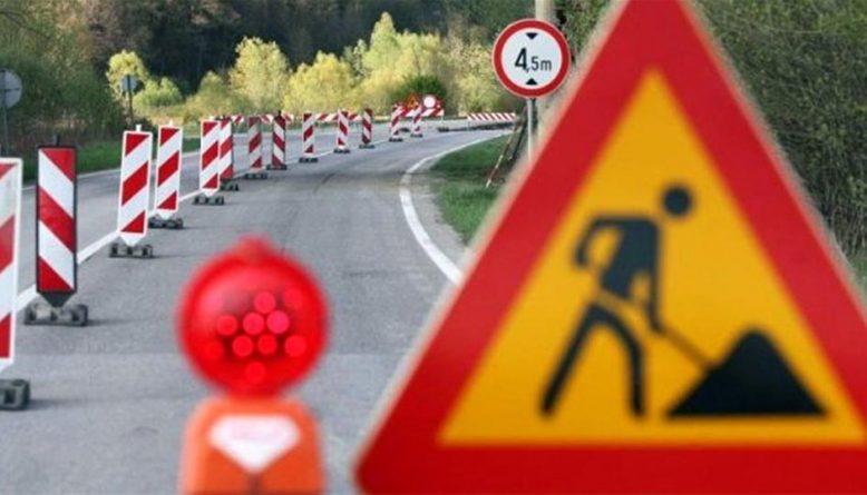 Zatvara se dio lokalne ceste od Krstatica do Slivna