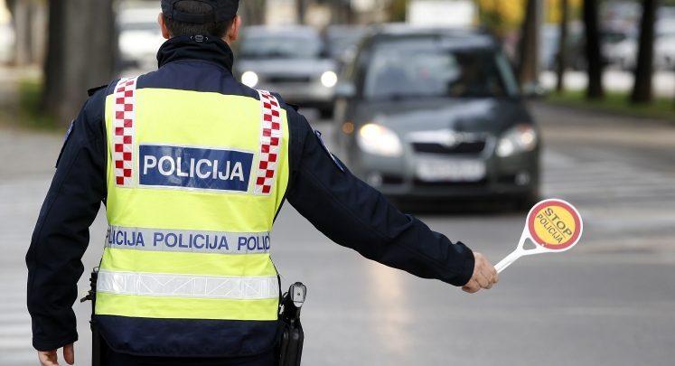 Policija će i ovaj vikend provoditi pojačane aktivnosti u prometu