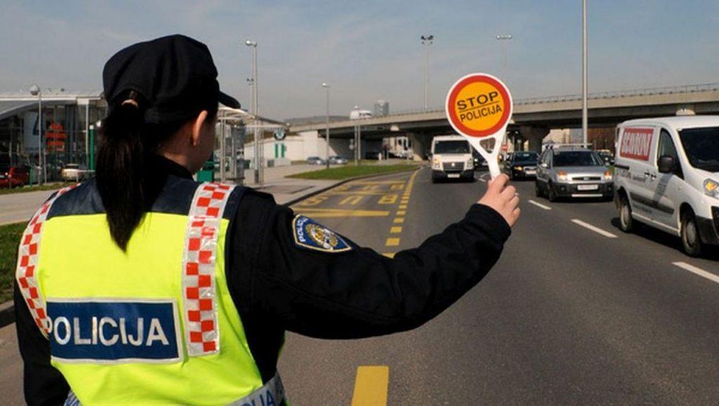 Ovog vikenda i na Staru godinu pojačane policijske aktivnosti u prometu