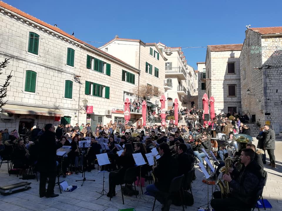 Održan tradicionalni Božićno – novogodišnji koncert HPO Gradske glazbe Imotski