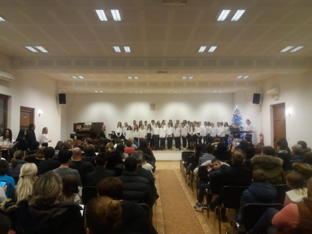 Bogat program naše glazbene škole