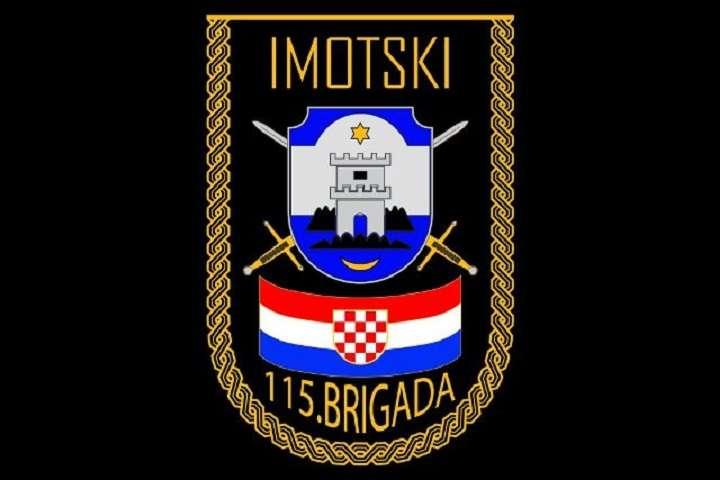 115. Imotska brigada organizira godišnju izvještajnu skupštinu