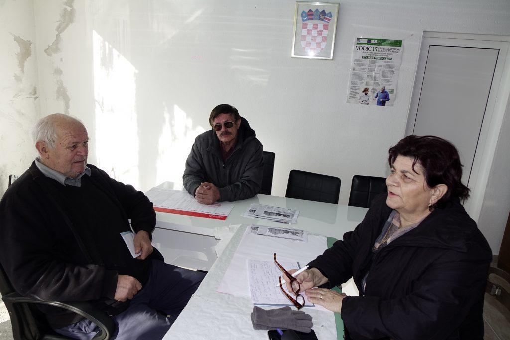 Čelništvo Matice umirovljenika traži hitno rješenje pitanja Doma za umirovljenike u Imotskom