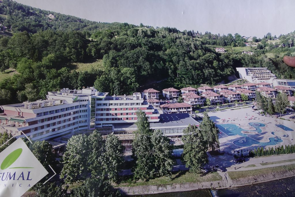 Rehabilitacija u Fojnici za članove Matice umirovljenika Imotske krajine