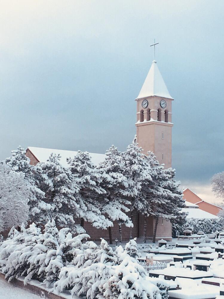 FOTO: Snježna idila u Imotskoj krajini