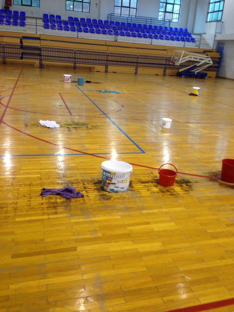Uskoro sanacija krovišta sportske dvorane imotskih srednjih škola